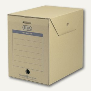 Archiv-Schachtel tric System maxi