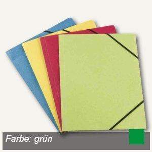 Eckspannermappe Carte Forte, A4, 3 Klappen, Karton 310g/qm, gr