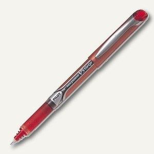 Pilot Tintenroller Hi-Tecpoint Grip V5, Strichstärke 0,3 mm, rot, 279706