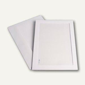 Kuvertierhüllen C4 m. Panoramafenster
