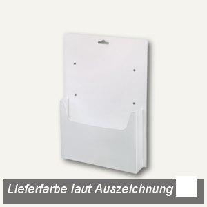 Wandprospekthalter A4