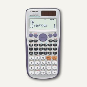 Taschenrechner FX-991DE Plus, Schulrechner, 12-stellig, FX-991DE PLUS