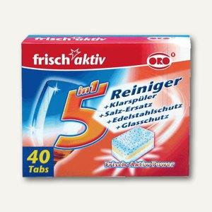 Spülmaschinentabs 5in1 frisch aktiv