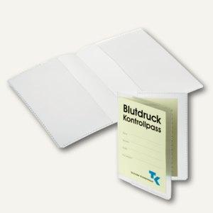 Durable Ausweishülle DIN A7, 2-fach, PP, transparent, 2138-19
