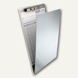 Aluminium Klemmbrett mit Zwischenablage