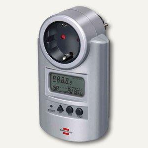 Brennenstuhl Energiekostenmessgerät Primera-Line PM 231 E, silber/schwz, 1506600