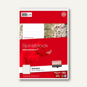 Spiralblock DIN A4