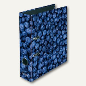Motivordner maX.file World of Fruits Blaubeere