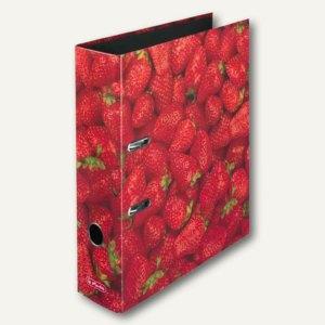 Motivordner maX.file World of Fruits Erdbeere