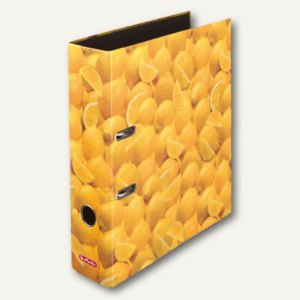 Motivordner maX.file World of Fruits Zitronen