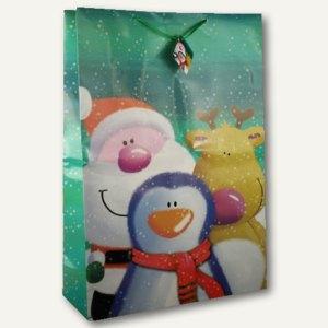 Lacktragetasche Weihnachten XXL