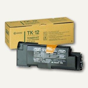 Kyocera Toner Laserdrucker FS1550/A/F-1600/A/F-3400A/F-3600A/F, TK12