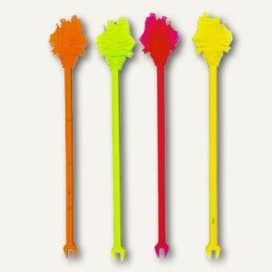 "Longdrink-Sticks ""Yacht"", 15.5 cm, farbig sortiert, 1.000 St"