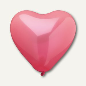 Luftballons Herz