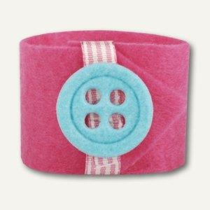 Serviettenringe Button