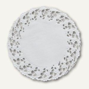 Teller- und Tassendeckchen