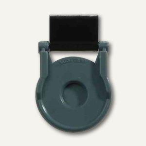 Kunststoff-Foldback-Klammer BRUTUS, 19 mm, schwarz, 100er Pack, 0710-11