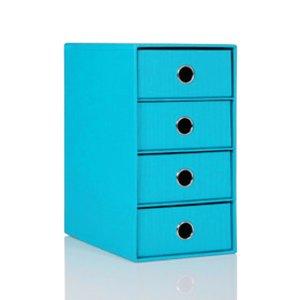 S.O.H.O. 4er Schubladenbox DIN A5