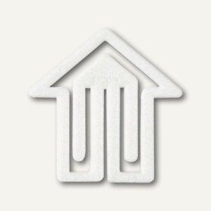 Kunststoff-Büroklammern Pfeil