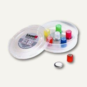 Neodym-Magnet mit Metallscheibe