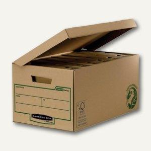 Bankers Box EARTH Klappdeckelbox MAXI