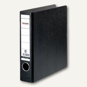 Falken Ordner, DIN A5 hoch, Rücken 50 mm, schwarz, 11285889