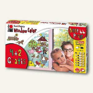 Window Color Transparentfarbe fun & fancy - Farmers World