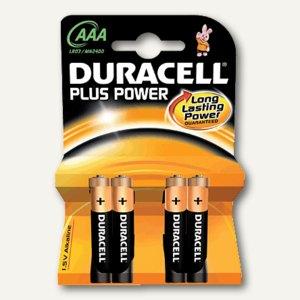 Batterien DUR Plus Power