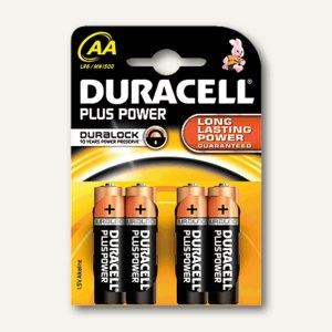 Batterien Plus Power