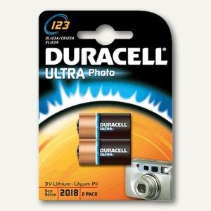 Photobatterie CR123