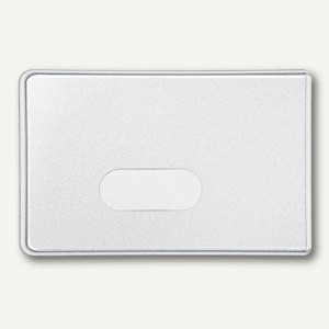 Veloflex Schutzhüllen für Scheckkarten, 90 x 58 mm, 100 Stück, 3317100