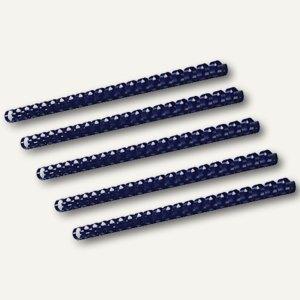GBC Plastikbinderücken CombBind 10 mm DIN A4 schwarz