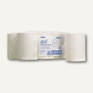Papier Rollenhandtücher Slimroll