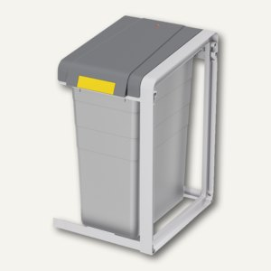 Hailo Erweiterung f. Mülltrennsystem ProfiLine öko 35, grau, 0935-302