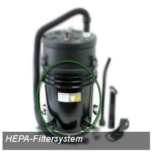 HEPA-Filtersystem für Tonerstaubsauger HCTV5
