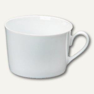 Esmeyer Kaffeetassen HEIKE, 0.20 l, weiß, 6 Stück, 433-001