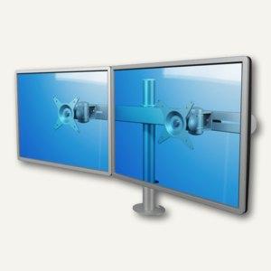 Viewmate Monitorarm, 2 Monitore horizontal, Tischmontage, 52.612