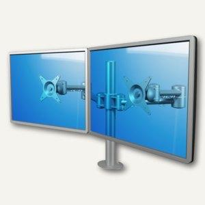 Viewmate Monitorarm, 2 Monitore horizontal, Gelenkarm, Tischmontage, 52.632