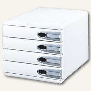 Schubladenbox Allura, DIN A4+, 4 Sch