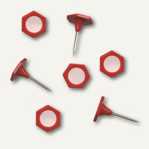 Indikator-Pins mit beschriftbarem Kopf