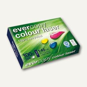 Laserpapier Evercopy Colour Laser
