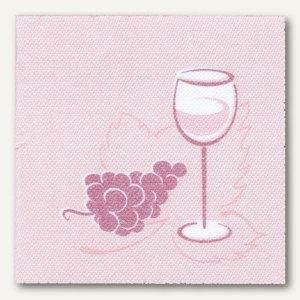 Servietten ROYAL Collection Wein