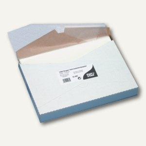 Papstar Sahneabdeckpapier, 32 x 22 cm, Pergaminpapier, weiß, 5000 Stück, 12480