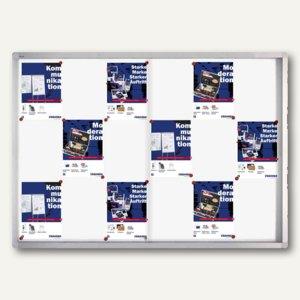 Schaukasten PRO für 12 x DIN A4