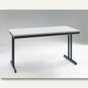 Klapptisch 80.Klapptisch 80 X 160 Cm Tischhöhe 72 Cm Lichtgrau