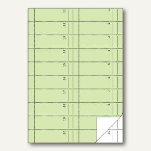 Formular Bonbuch