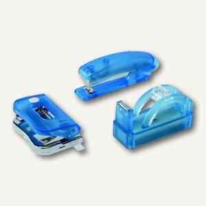 Alco Buro Set Acryl Hefter Locher Abroller 4459 15
