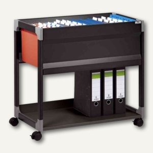 Hängemappen-Wagen SYSTEM File Trolley