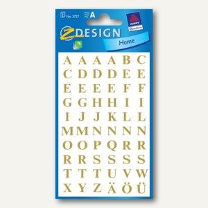 Z-Design Buchstaben-Sticker