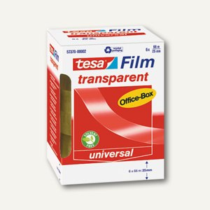 Klebefilm transparent